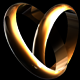 Wedding Rings Animated Loop - VideoHive Item for Sale