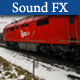 Fast Train Passing 04 - AudioJungle Item for Sale