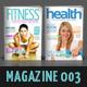 Magazine 003 - GraphicRiver Item for Sale