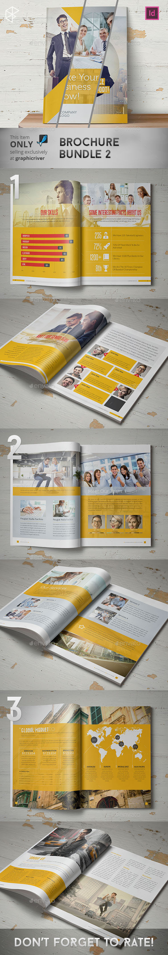 GraphicRiver Brochure Bundle 2 11351025