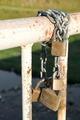 Lock on chain