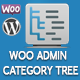 WooCommerce Admin Category Tree