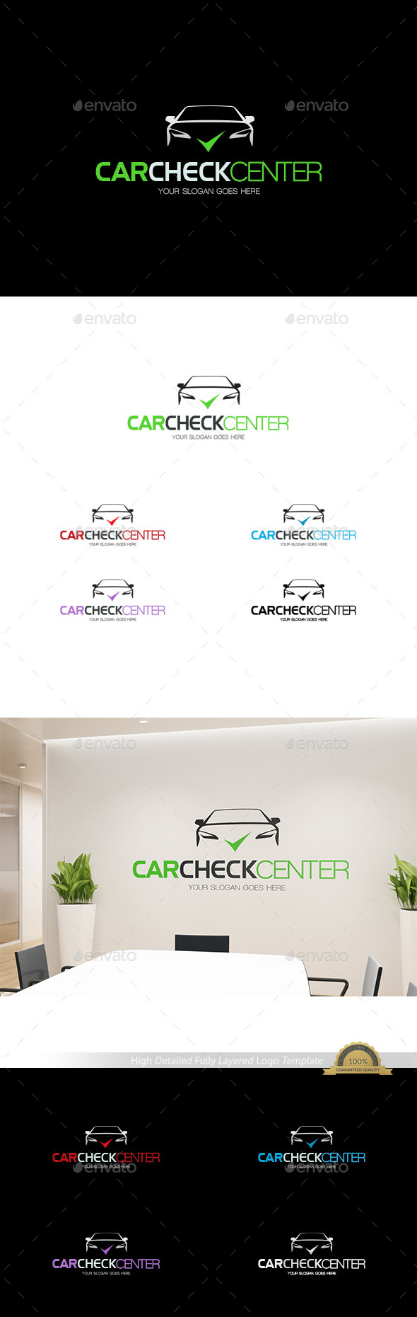 GraphicRiver Auto Check Car Logo 11352250