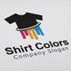 Shirt Colors Logo - GraphicRiver Item for Sale