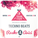 Techno - Flyer [Vol.3] - GraphicRiver Item for Sale