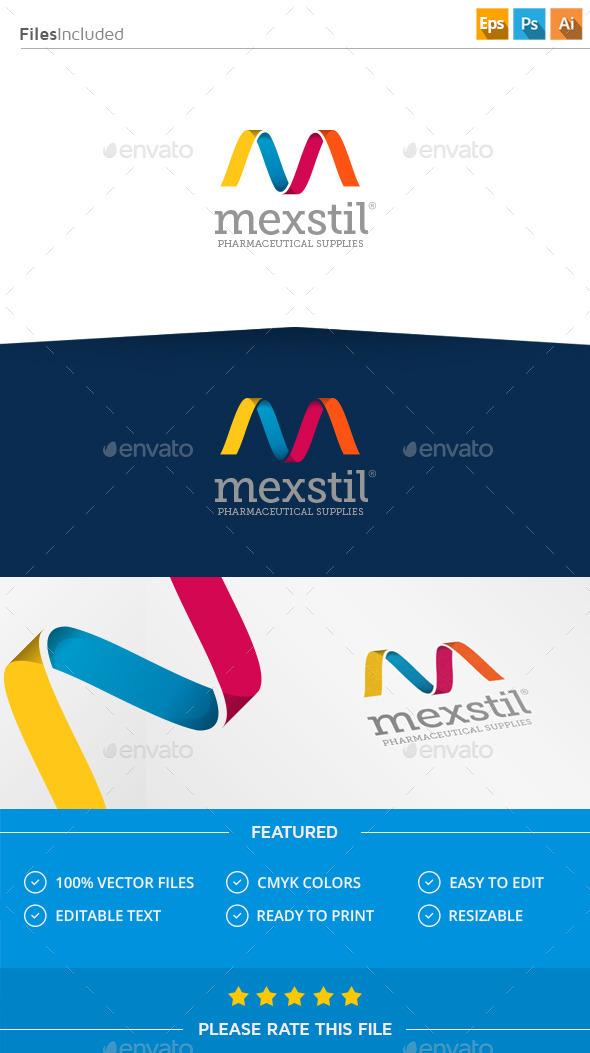 GraphicRiver Letter M Logo 11354801