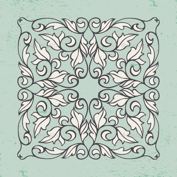 GraphicRiver Vintage Pattern 11355147