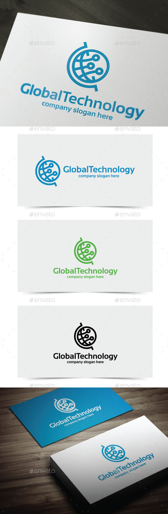 GraphicRiver Global Technology 11355250