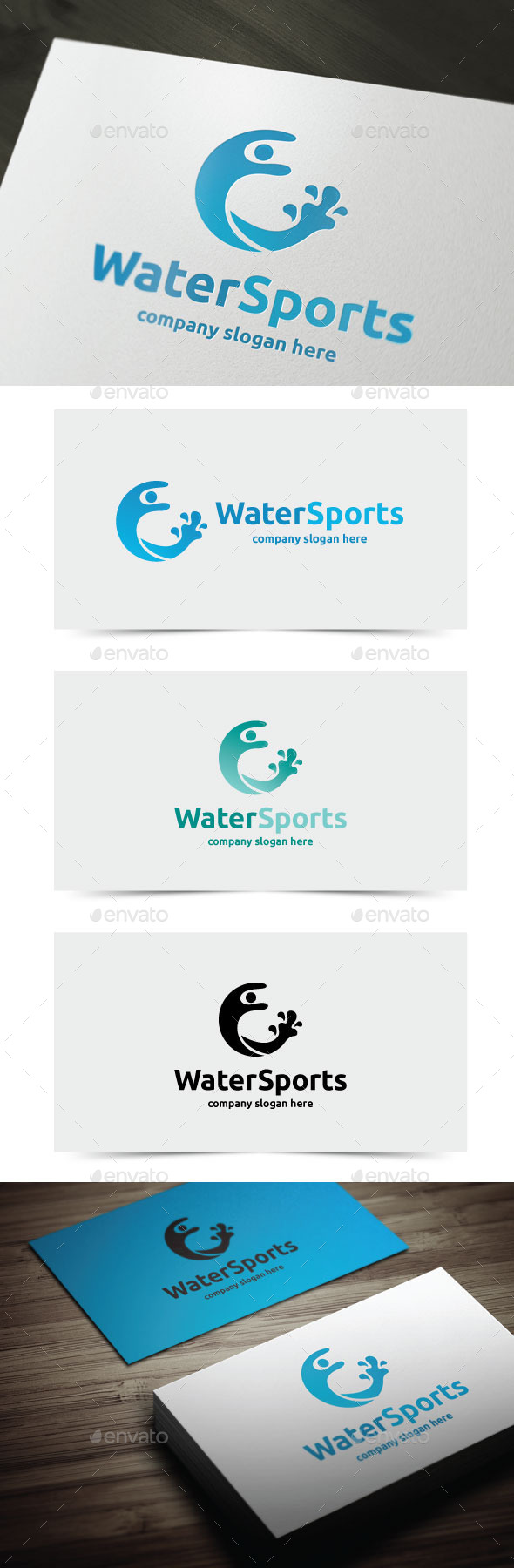 GraphicRiver Water Sports 11355339