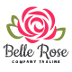 Belle Rose Logo - GraphicRiver Item for Sale