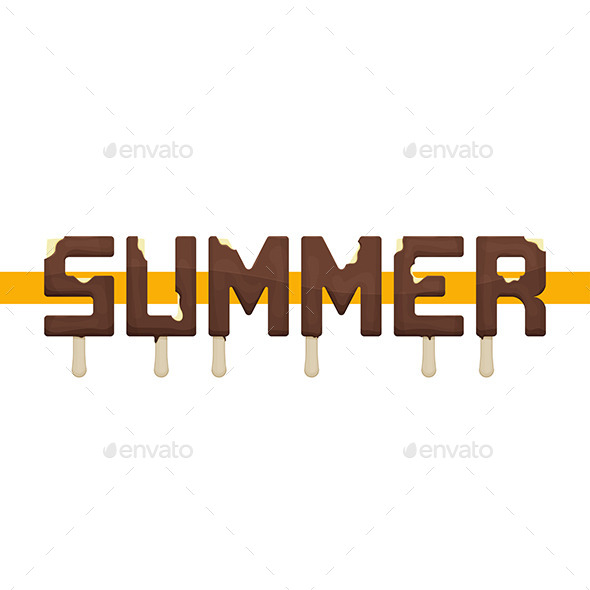 GraphicRiver Summer Ice Cream 11355618
