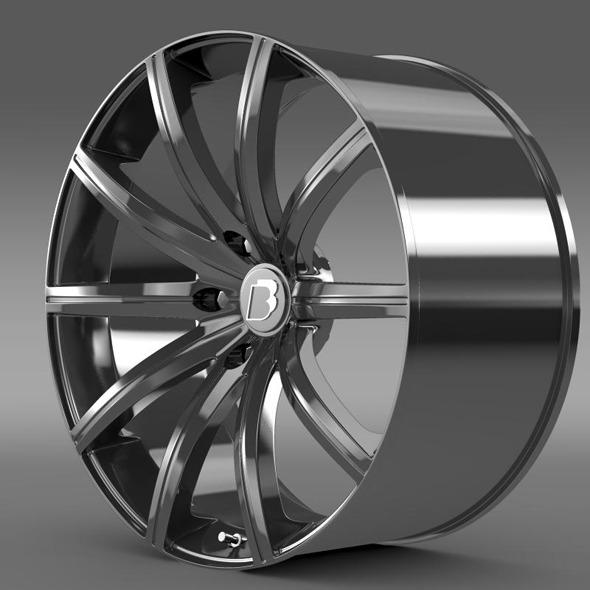 3DOcean BB Audi R8 v10 plus rim 11356287
