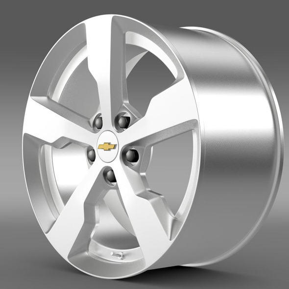 3DOcean Chevrolet Volt rim 11356537