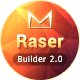 Raser - Responsive Email + MailBuild Online - ThemeForest Item for Sale