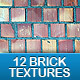 Brick Texture Pack - GraphicRiver Item for Sale