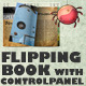 Flipping Book with Control Panel - ActiveDen Item for Sale