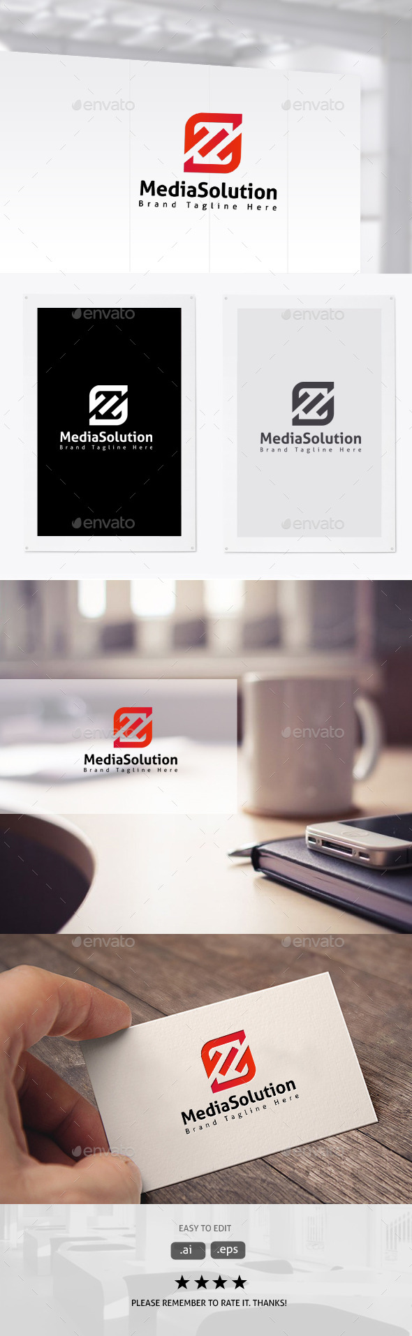 GraphicRiver Media Solution 11357554