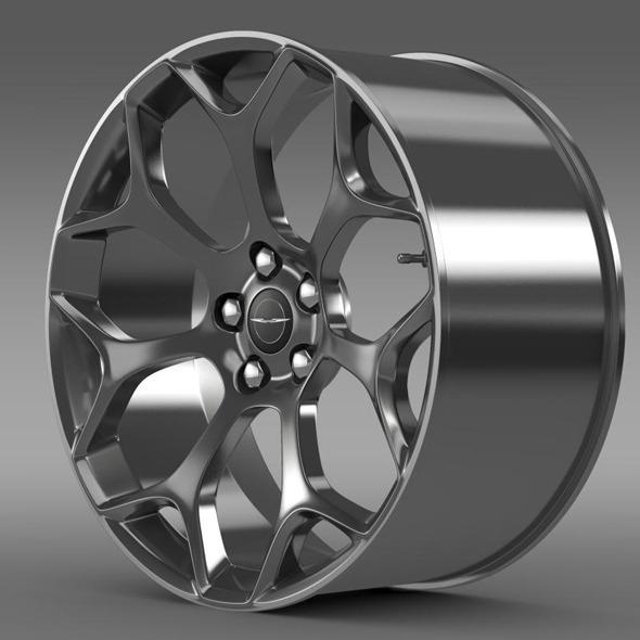 3DOcean Chrysler 300S 2015 rim 11357773