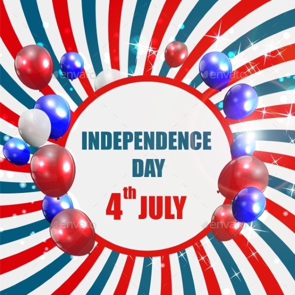 GraphicRiver Independence Day Poster 11357895