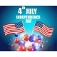 Independence Day Poster Vector Illustration - GraphicRiver Item for Sale