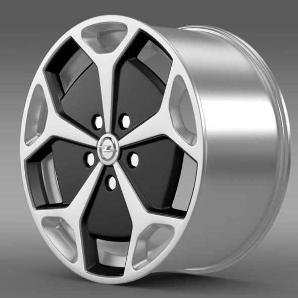 Opel Amperra rim - 3DOcean Item for Sale
