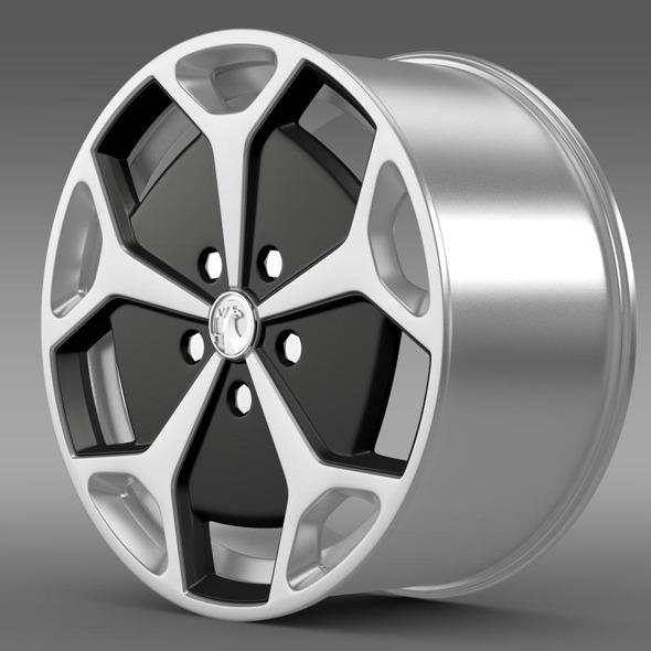 Vauxhall Ampera rim - 3DOcean Item for Sale
