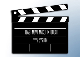 Flash Movie Maker FX Toolkit