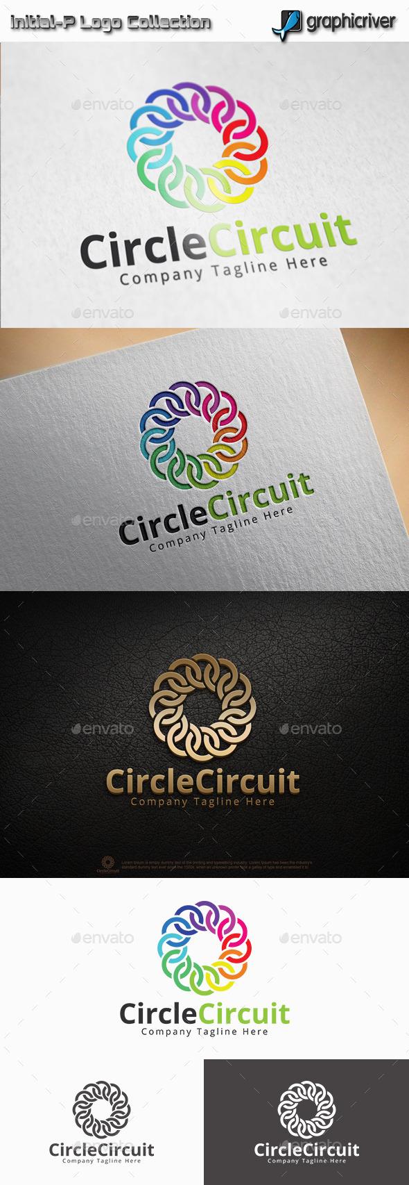 GraphicRiver Circle CircuitLogo 11358841