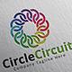 Circle CircuitLogo - GraphicRiver Item for Sale