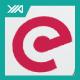 Elegant Brand - Fashion Apparel - E Logo - GraphicRiver Item for Sale