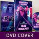 Freasher Party DVD Cover. - GraphicRiver Item for Sale