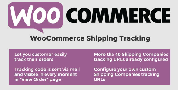 CodeCanyon WooCommerce Shipping Tracking 11363158