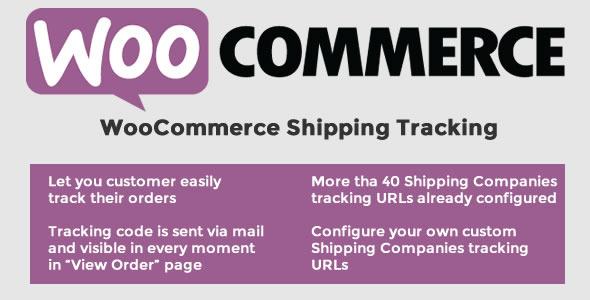 CodeCanyon WooCommerce Shipping Tracking 11363158