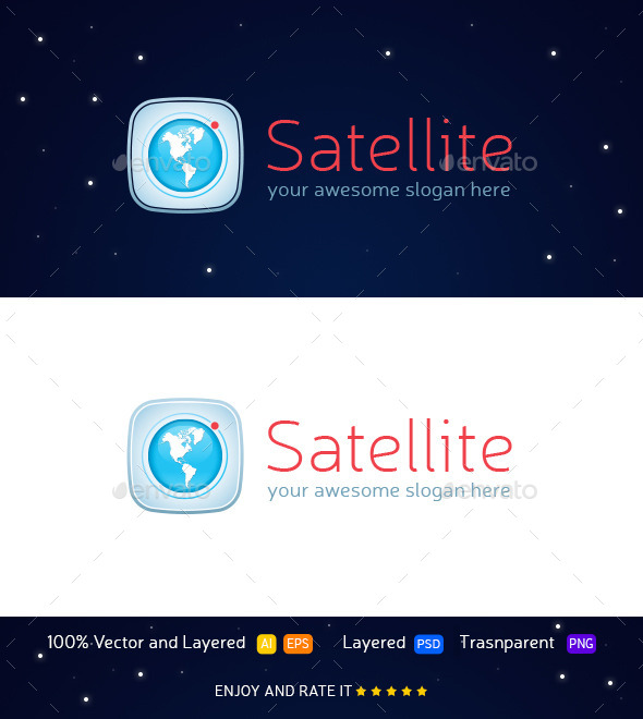 GraphicRiver Satellite 11363842