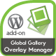 Global Gallery - Overlay Manager add-on  - CodeCanyon Item for Sale