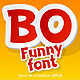Cartoon Font - GraphicRiver Item for Sale