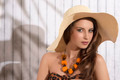 summer girl with sensual expression - PhotoDune Item for Sale