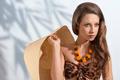 fashion girl in bikini - PhotoDune Item for Sale
