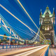 Tower Bridge in London at night - PhotoDune Item for Sale