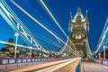 Tower Bridge in London at night - PhotoDune Item for Sale