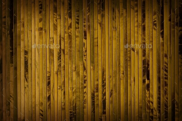 GraphicRiver Brown Bamboo Background 11364586