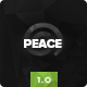 Peace - Responsive Multipurpose HTML5 Template - ThemeForest Item for Sale