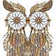Dream Catcher Owl - GraphicRiver Item for Sale