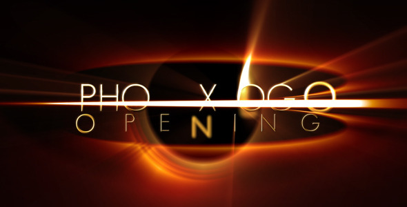 After Effects Project - VideoHive Phoenix Logo opening 55795