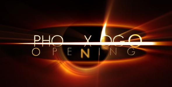 Phoenix Logo opening