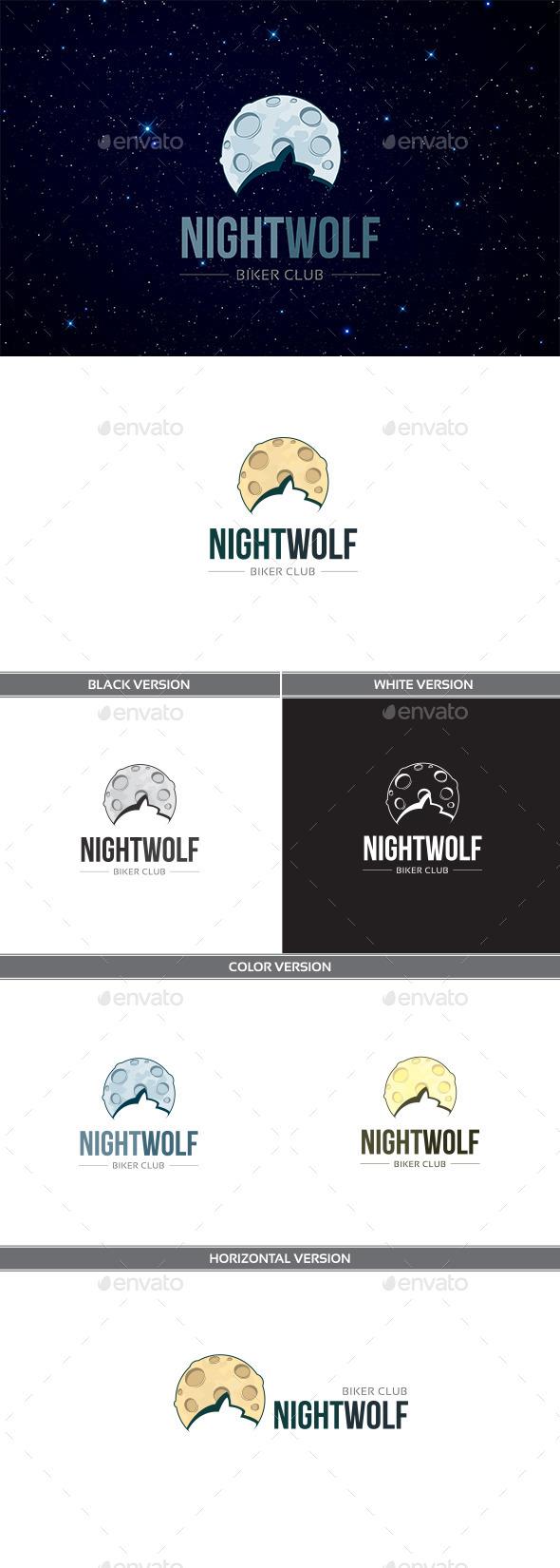 GraphicRiver Nightwolf 11366562