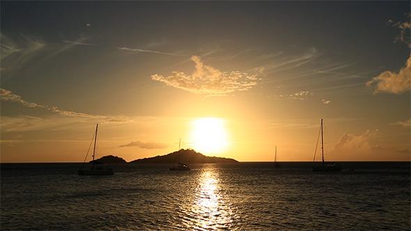 VideoHive Sunset 11368446