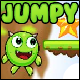 Jumpy - Endless Jumper Game Kit (with Phaser framework)