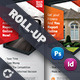 Multipurpose Roll-Up Templates - GraphicRiver Item for Sale