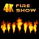 Fire Show - VideoHive Item for Sale
